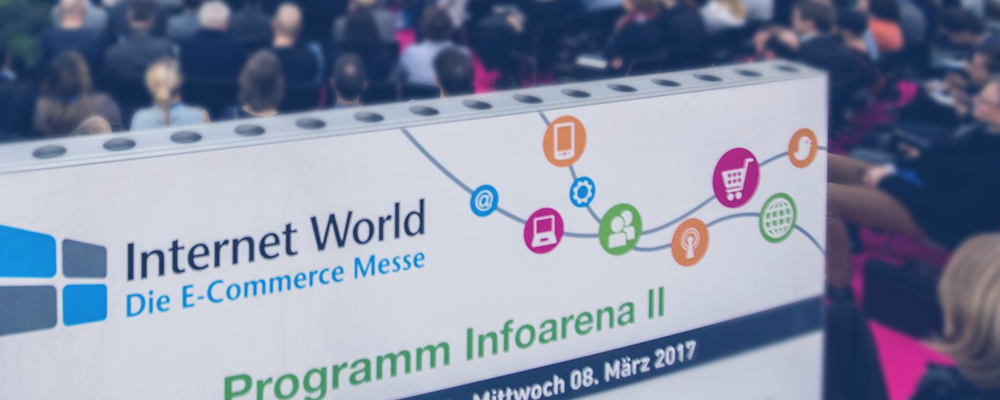 Develandoo at Internet World – Die E-commerce Messe