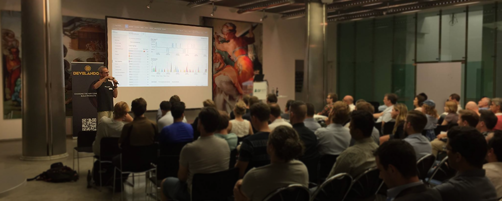 Data Intelligence Meetup