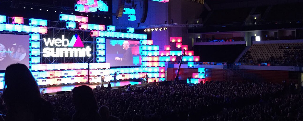 LeadCrawl at Web Summit: Where the future is going to be born