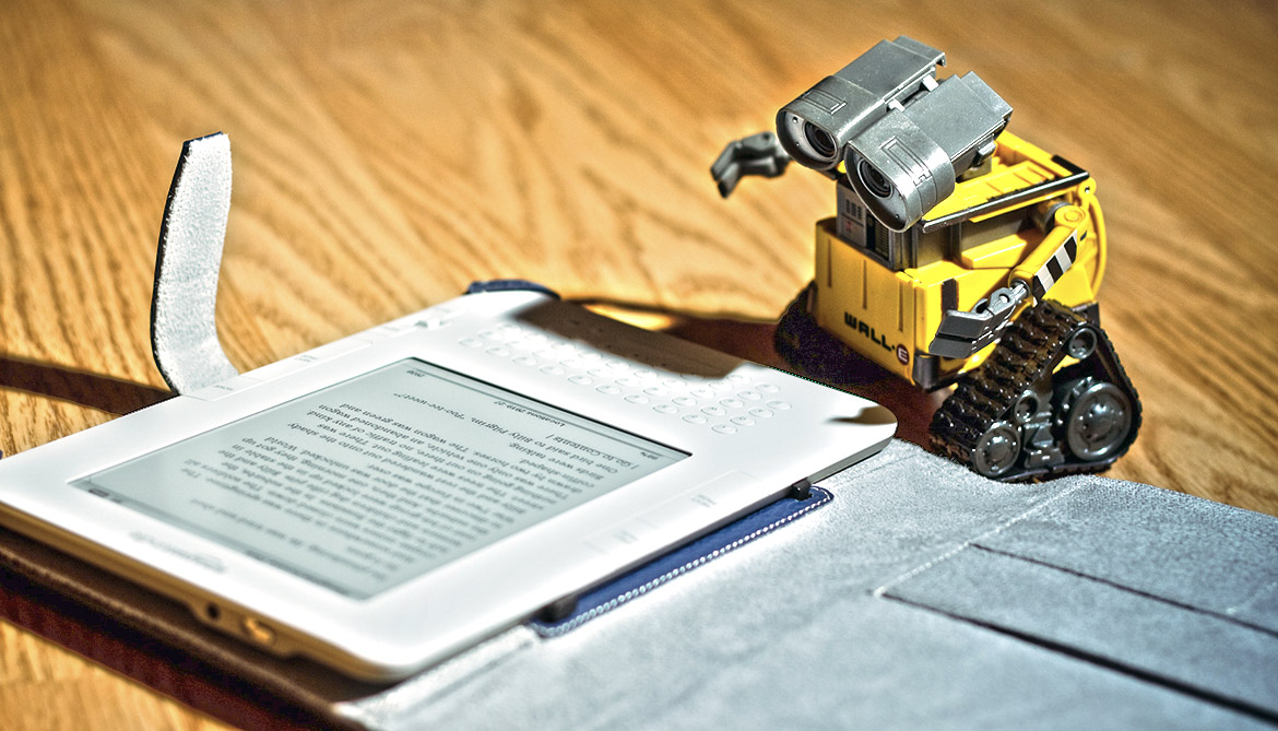 Do Robots Read?