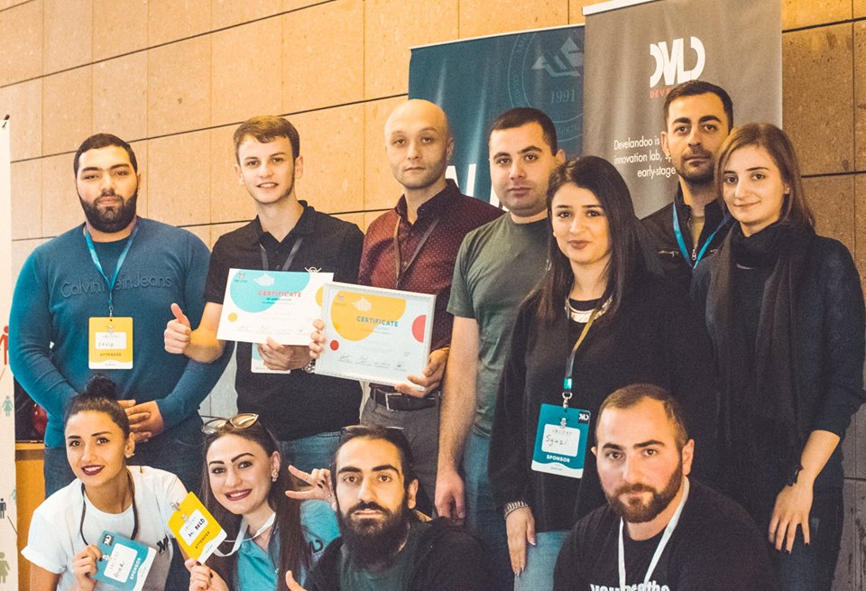 JavaScript Conference 2018, Armenia: a platform where rising talents meet