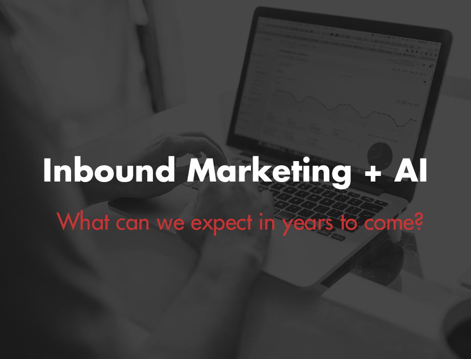 Future of Inbound Marketing using Artificial Intelligence: What impact we can expect