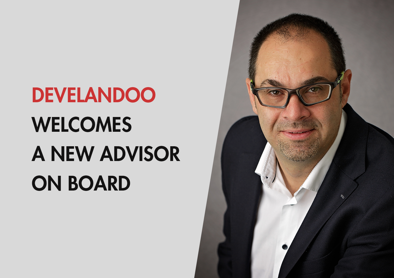 Develandoo Advisors' Team is Growing. We Have a New Professional on Board