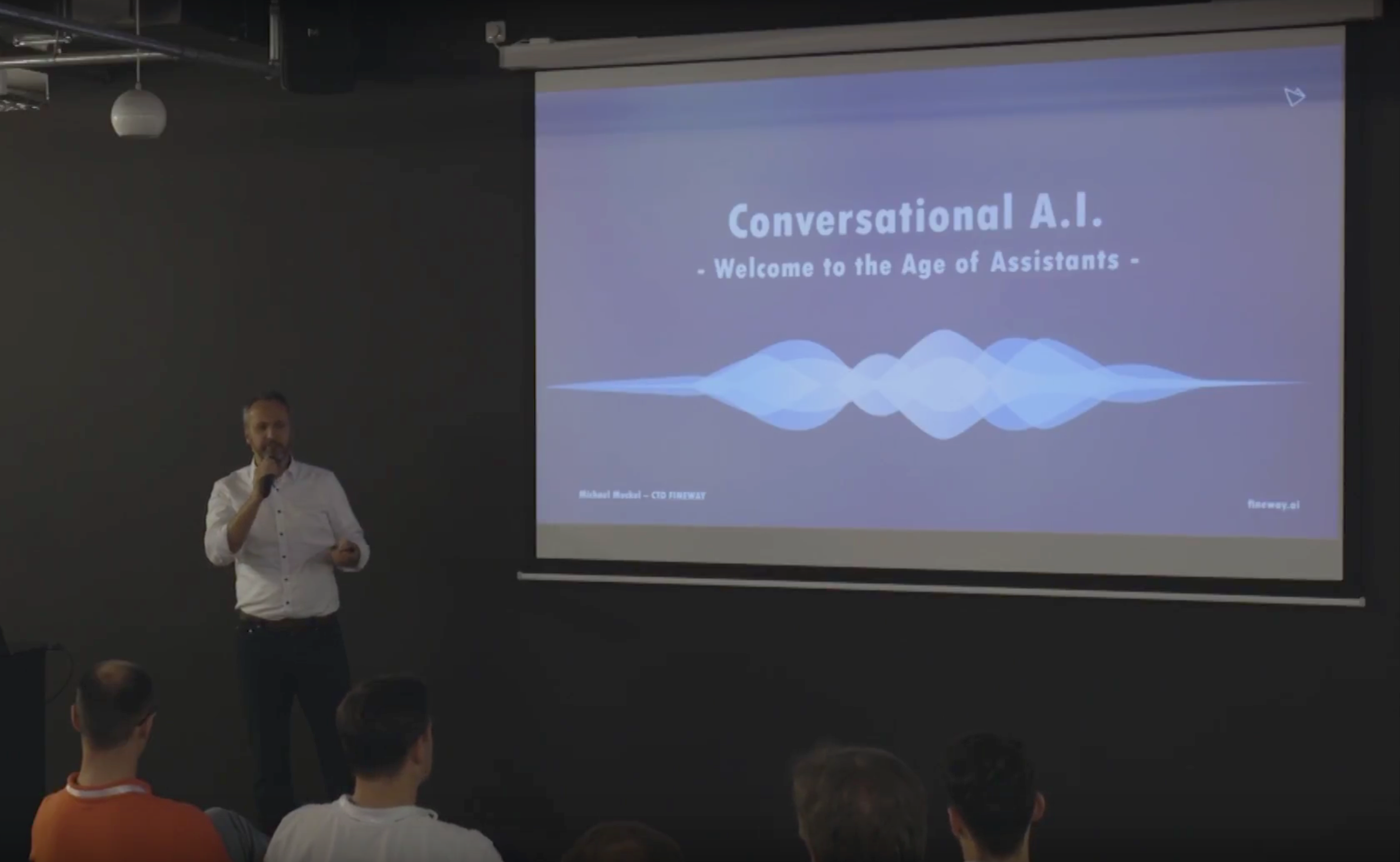 Welcome to the Age of AI-powered Voice Assistants. Michael Muckel Gives an Insight into Conversational AI