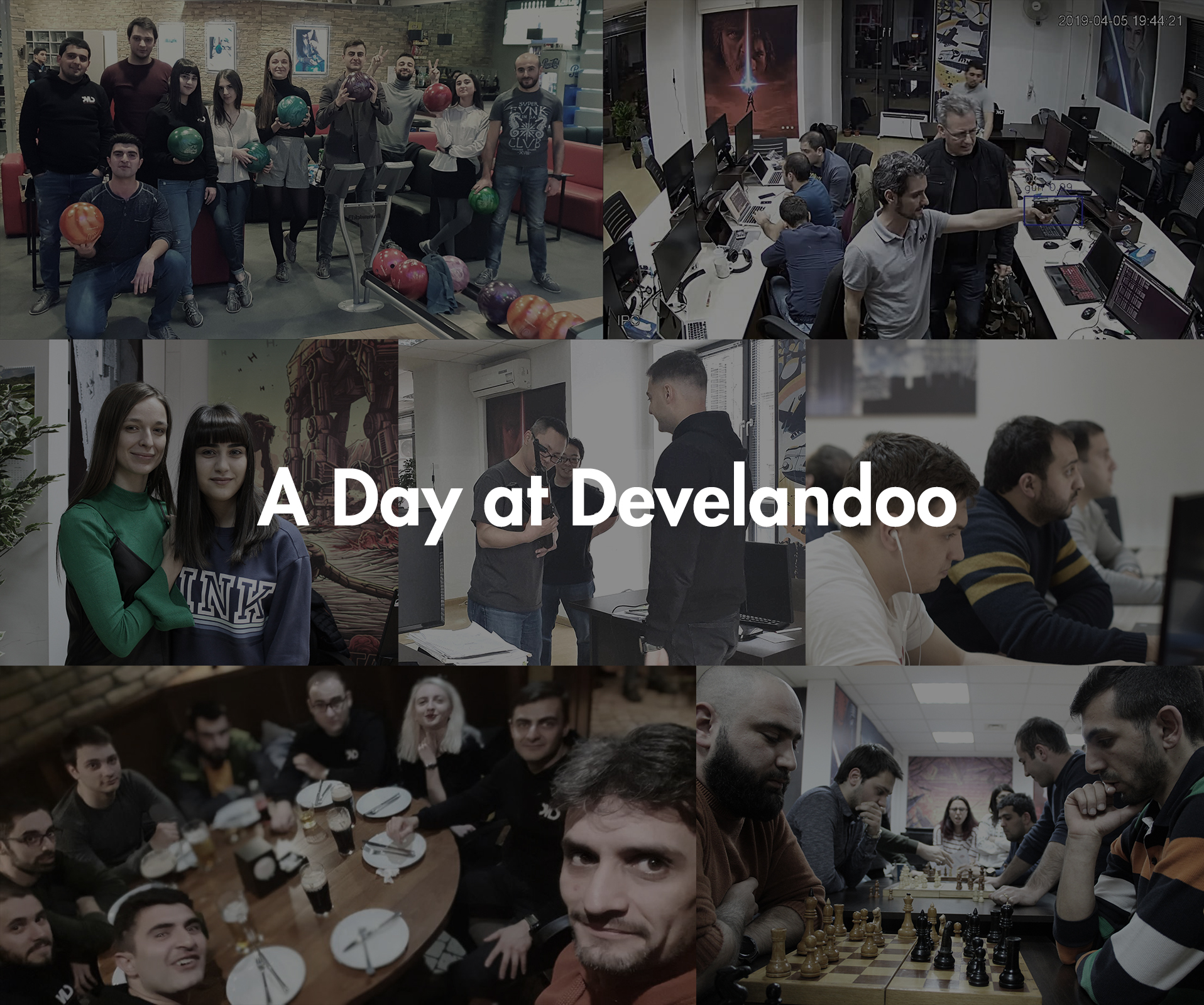 A Day at Develandoo