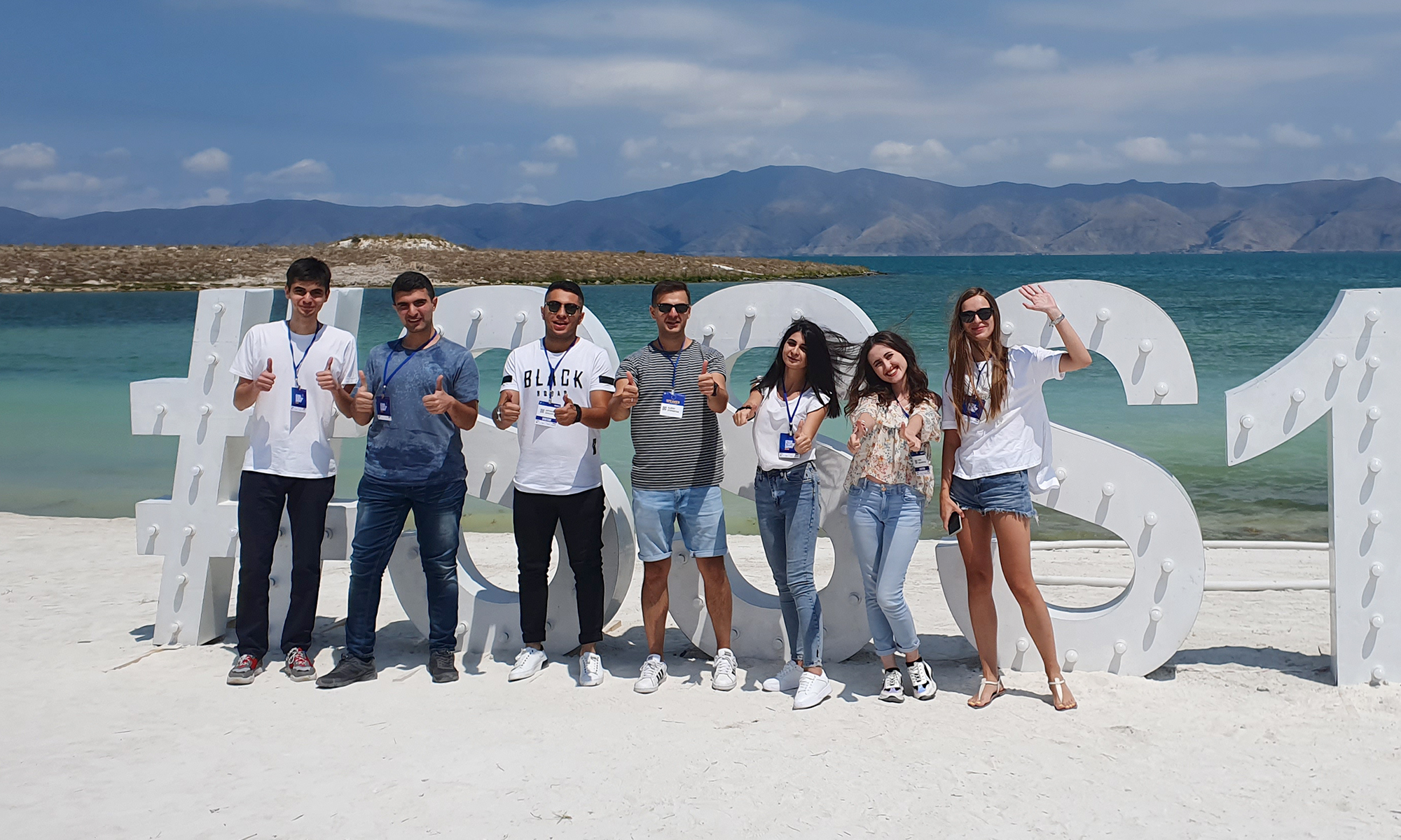 New Partnership, Connections, Camp Mood and More. A Throwback to Sevan Startup Summit 2019