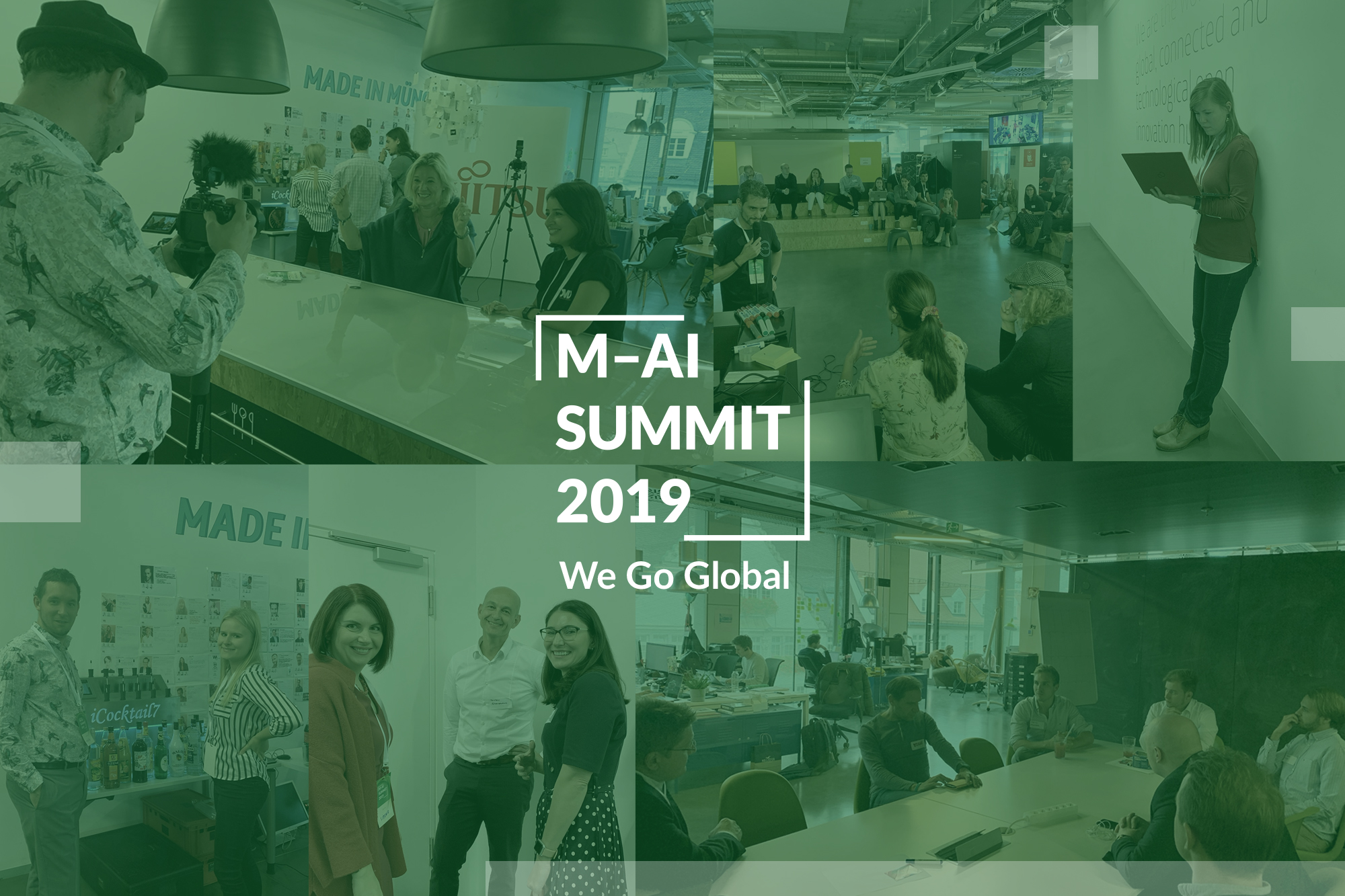 Making AI More Visible. Munich AI Summit Goes Global