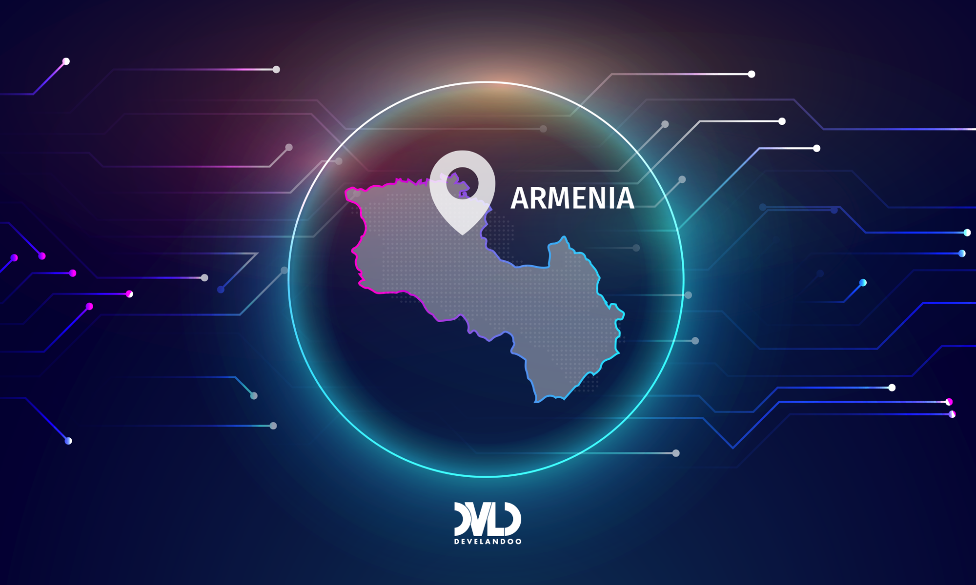 Contributing to Armenia's Growth in IT.  Develandoo Team Keeps the Pace