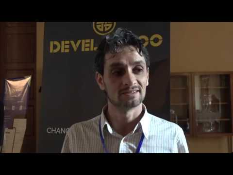 SCYLLA co-founder Ara Ghazaryan's talk at Science and Technology Convergence Forum