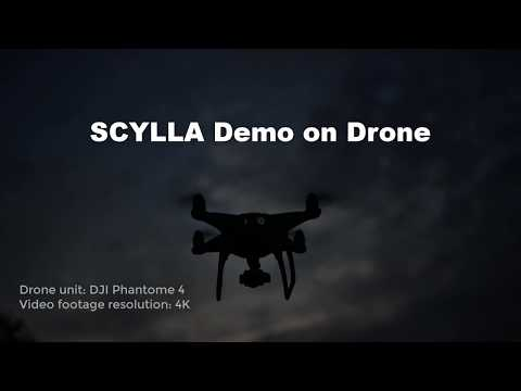 Scylla - Installation on Drones and UAVs