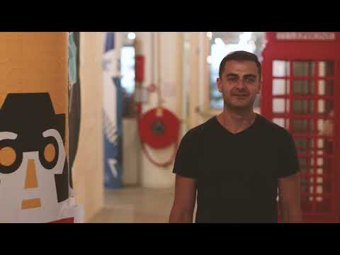 Startupbootcamp Interview with Albert Stepanyan